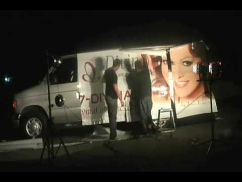 Vehicle Wrap – Design, Print, and Installation – new 2011
