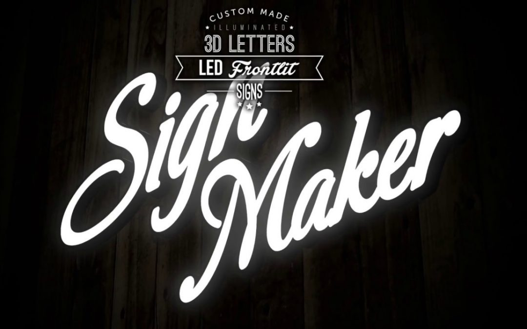 Kuala Lumpur Signboard Company, 3D Letters, LED, Neon, KL Sign Maker, Signage Contractor in KL